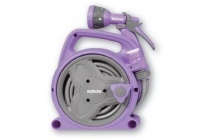 hozelock slangbox season pico reel purple