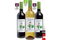 el torero biologische wijn