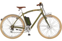 prophete navigator flair 52 e bike stadsfiets