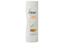 dove limited edition beauty blossom bodylotion
