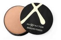 max factor bronzing poeder