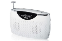 nikkei portable radio npr100we