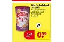 mini s jodekoek
