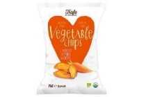trafo vegetable chips carrot