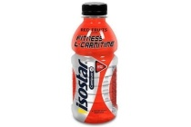 isostar fitness l carnitine red fruits
