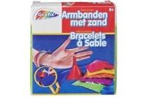 grafix armbanden met zand
