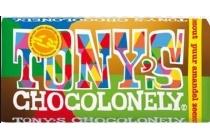 tony s chocolonely chocoladetablet puur amandel zeezout