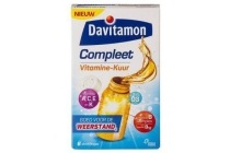 davitamon compleet vitamine kuur
