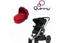 quinny buzz xtra rocking black rebel red