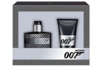 james bond 007 signature cadeauset