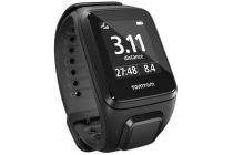 tomtom runner 2 cardio black anthracite l