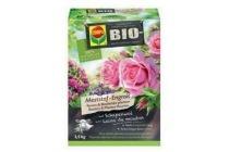 compo bio meststof rozen en bloeiende planten
