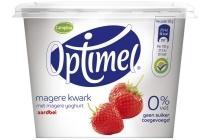 optimel kwark of griekseyoghurt 0 vet