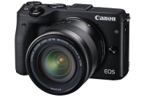 canon eos m3 ef m 18 55 is stm systeemcamera
