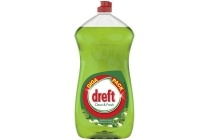 dreft afwasmiddel clean en fresh