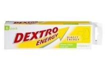 dextro energy dextrose citroen tabletten