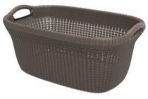 curver knit heupwasmand 40l