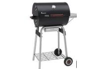landmann houtskoolbarbecue black taurus 440