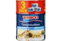 princes tonijnstukken