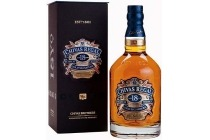 chivas regal 18 years in geschenkverpakking