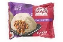 mayam broodje bapao varkensvlees
