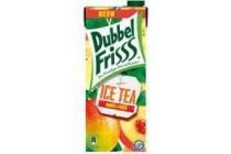 dubbelfriss ice tea