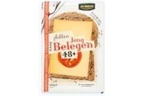 jumbo kaas plakken jong belegen 48 voordeelpak 400g