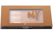 maybelline 01 blond bronzing bricks poeder