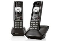 gigaset dect huistelefoon a420 duo
