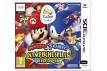 mario sonic olympische spelen