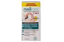 nailner 2 in 1 kwastje