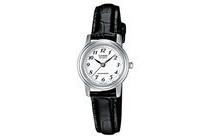 casio dames horloge ltp 1236pl 7bef