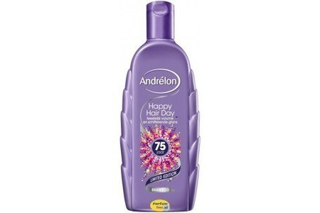 andrelon shampo happy hair day