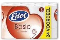 edet basic toiletpapier