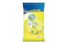 dettol citrus wipes