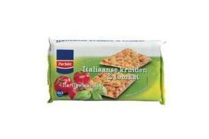 perfekt hartige biscuits