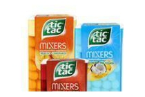 tic tac cherry cola coconut pina en peach lemon