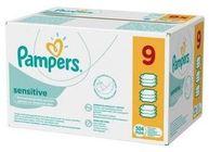 pampers sensitive babydoekjes 9x56 stuks