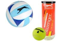 slazenger beach volleybal of tennisballen 3 pack