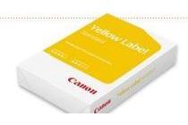 canon yellow label