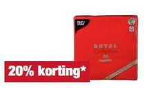 papstar royal servetten