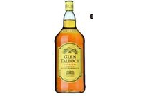 glen talloch very old scotch whisky