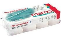 toiletpapier 2 laags memo