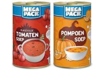 megapack soep