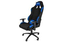 akracing gaming chair blauw