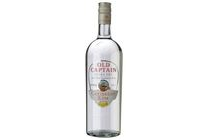 old captain caribbean rum extra dry