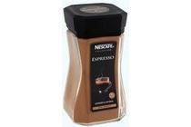 nescafe oploskoffie espresso
