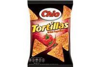 chio kettle of tortilla