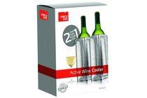 vacu vin wijnkoeler set van 2