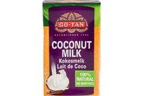 go tan kokosmelk